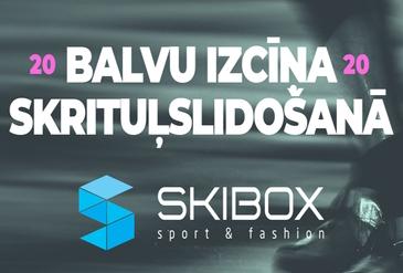 SKI-BOX Balvu izcīņa skrituļslidošanā