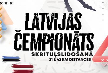 Latvijas Čempionāts garajās distancēs 2021