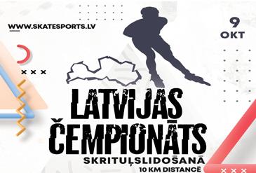 Latvijas Čempionāts 10 KM distancē